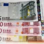 Bild Euro Geldscheine Zahlungspraxis