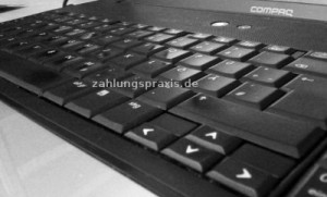Bild Transkription Tastatur