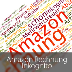 Amazon Rechnung