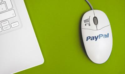 Paypal PC und Maus